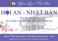 "New information the 11th ""Hội An - Japan cultural exchange, 2013"