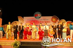 13th Hội An – Japan cultural exchange, 2015