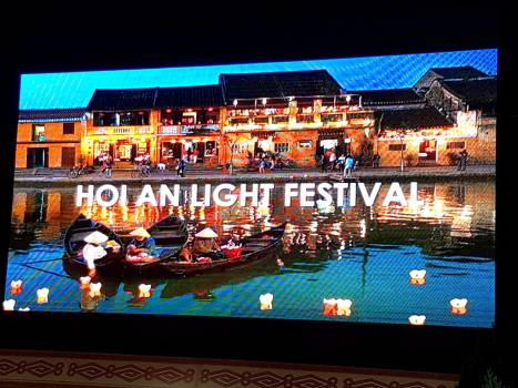 1st Light Festival to hold in Hoi An