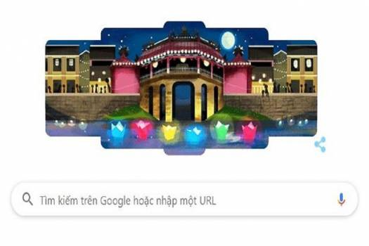 Google Doodles honor Hoi An as the most charming city