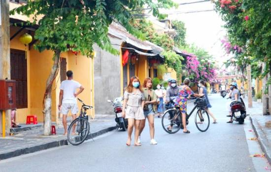 Hội An ancient town to reopen tourism activities