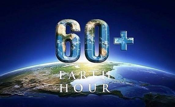 "Earth Hour 2021 ""Speak up for Nature"""