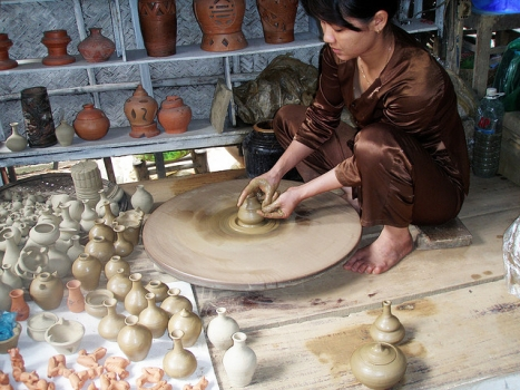 Thanh Ha Pottery Village ticket price to change
