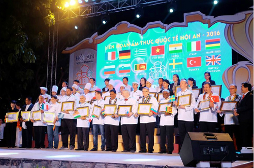 Festival international de nourriture à Hoi An - 2017