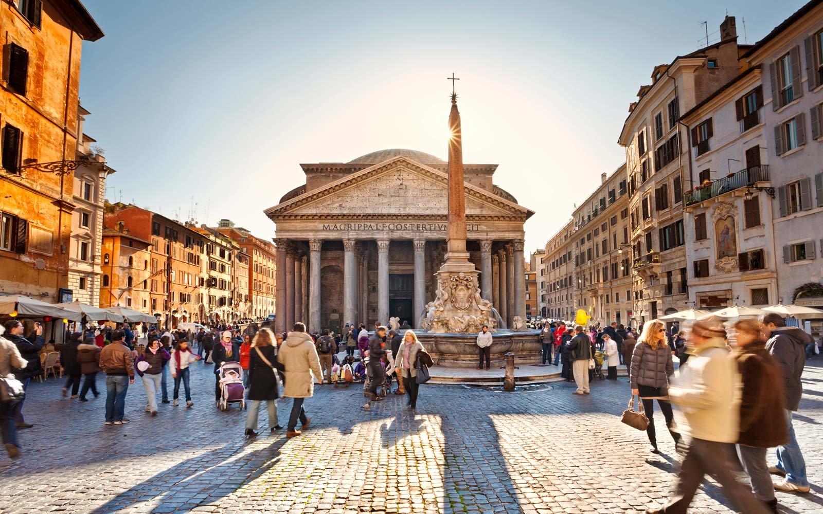 pantheon piazza della rotonda rome italy 13 TOPCITIESWB18