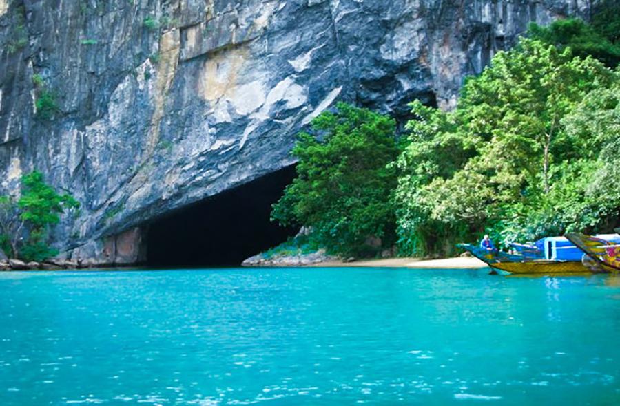 Phong Nha Caves Edited2