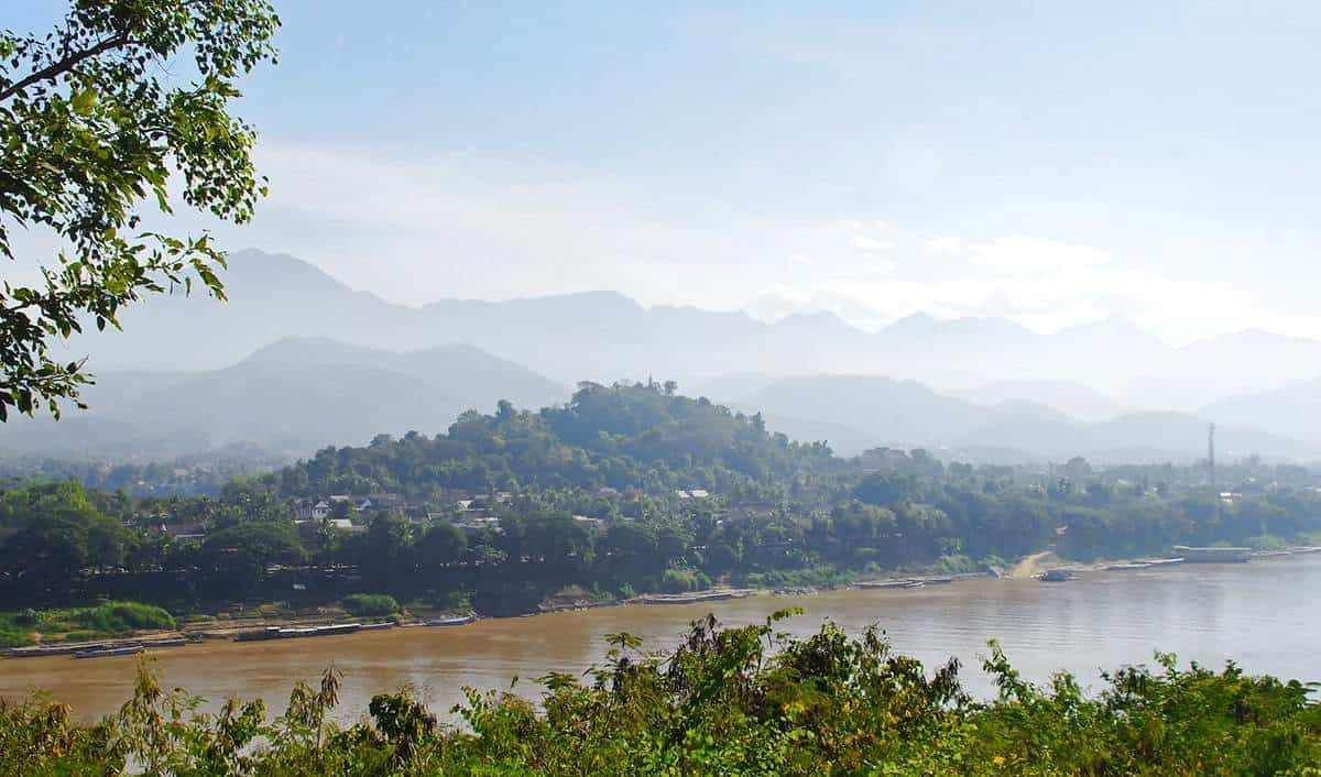 best cities to visit in asia luang prabang