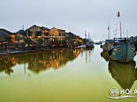 Another view of Hoi An Ancient Town, Vietnam Quang Nam Tourism  Quang Nam Tourism
